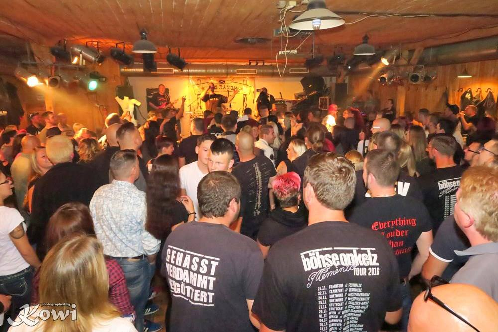 Live  in der Ranch Plauen